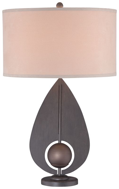 Kovacs P1616-0 1 Light Table Lamp from the Portables Collection N/A