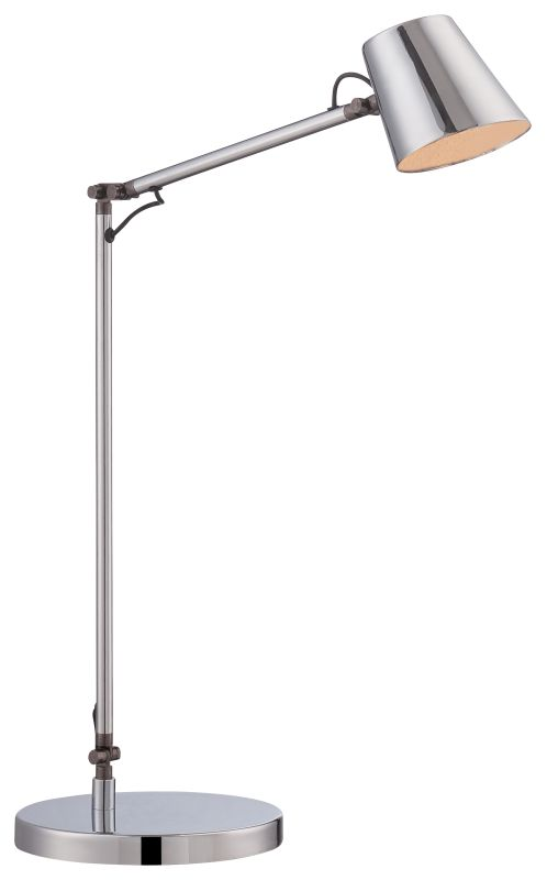 Kovacs P303-1-077-L LED Desk Lamp from the Task Portables Collection