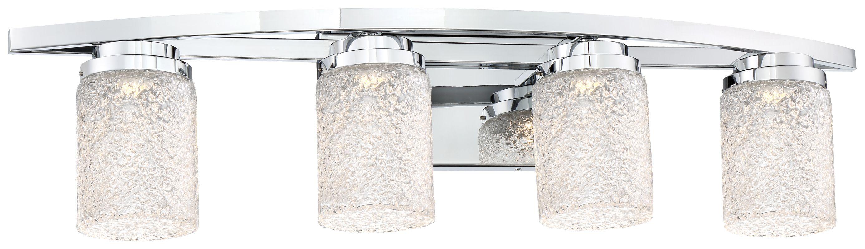 Kovacs P5324-077-L LED Bathroom Vanity Light from the Brilliant