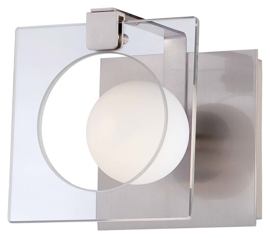 Kovacs P990-084 1 Light Wall Sconce from the Hole-In-One Collection