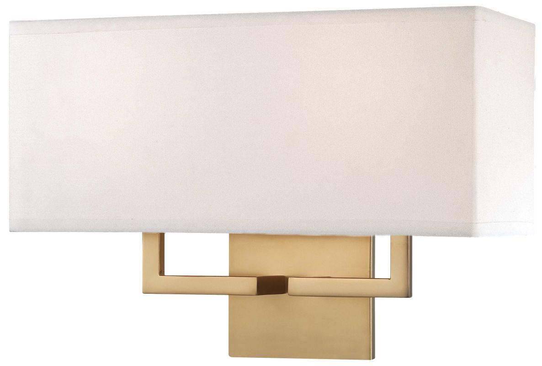 Kovacs P472-248 Honey Gold Contemporary Decorative Sconces Wall Sconce