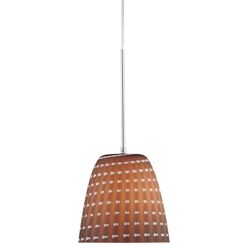Kovacs P422-084 1 Light Mini Pendant from the Families Collection