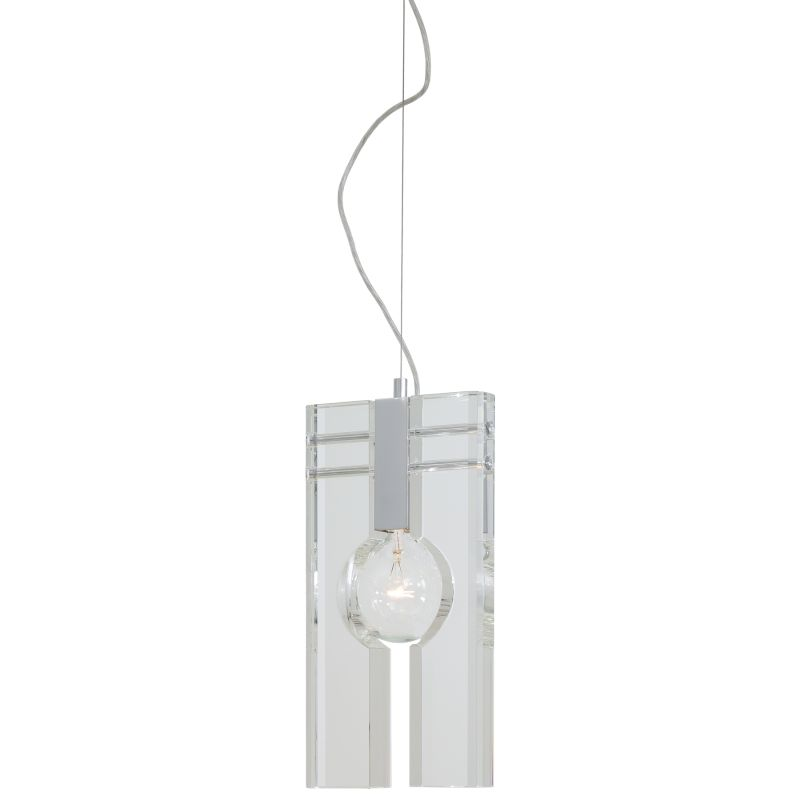 Kovacs P448-077 Chrome Contemporary Pendant