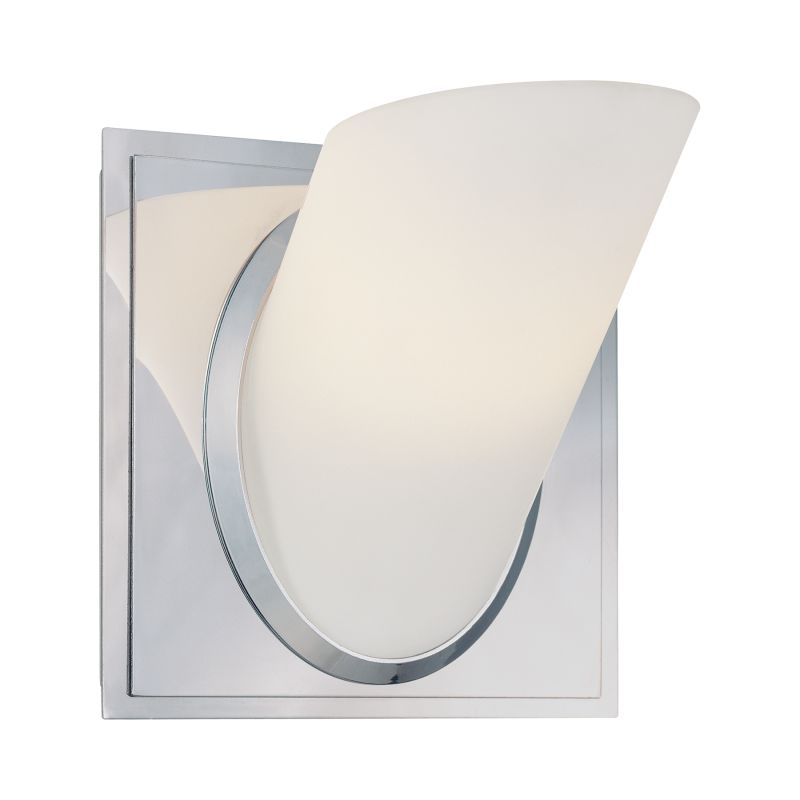 "Kovacs P5941 1 Light 5"" Width Bathroom Sconce from the Angle"