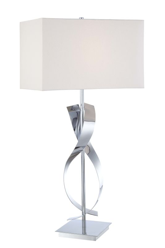 "Kovacs P723 1 Light 33"" Height Table Lamp from the Decorative"