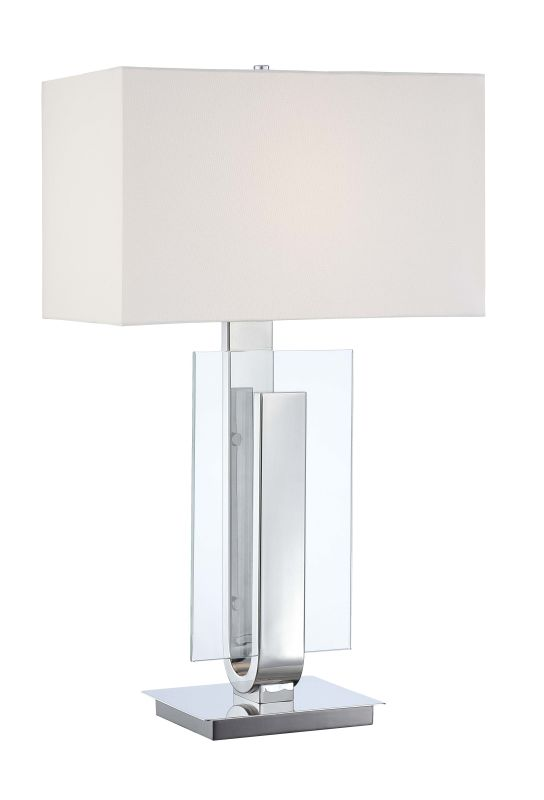 Kovacs P794-613 Polished Nickel Contemporary Table Lamp Sale $241.50 ITEM: bci1690796 ID#:P794-613 UPC: 844349009047 :