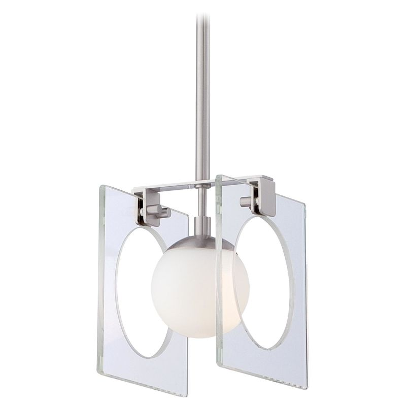 Kovacs P991-084 1 Light Mini Pendant from the Hole-In-One Collection