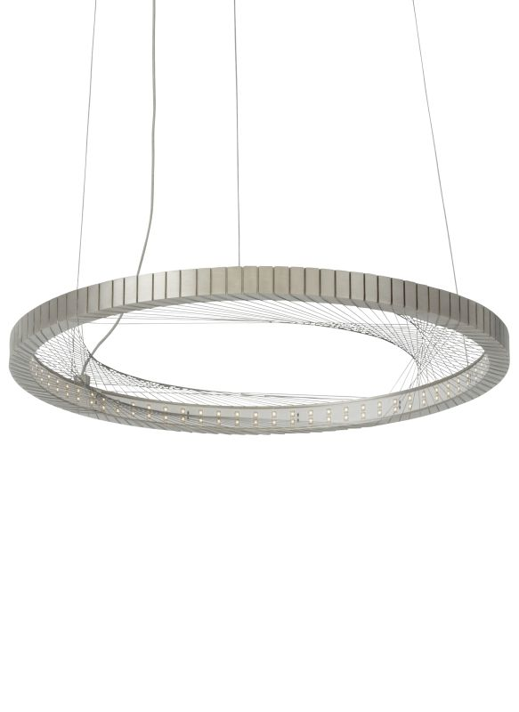 LBL Lighting SU832LED Interlace 18´ Suspension LED Pendant Satin