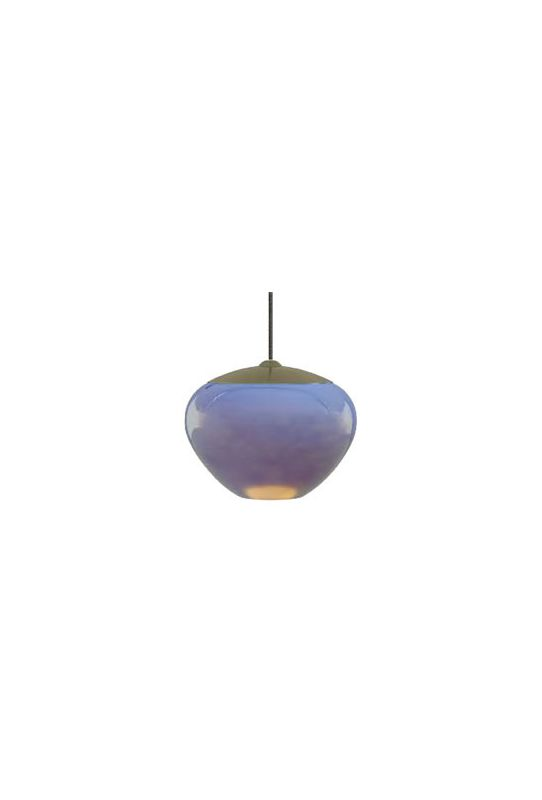 LBL Lighting Cylia Single Light Modern-Shaped Mini Pendant for Sale $162.00 ITEM: bci1086238 ID#:HS472BU :