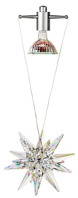LBL Lighting Celeste Single Light Star-Shaped Mini Pendant for Sale $1057.50 ITEM: bci1085939 ID#:HS159AB :