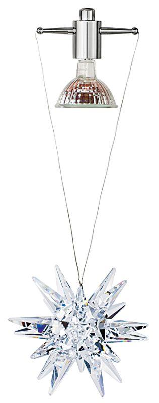 LBL Lighting Celeste Single Light Star-Shaped Mini Pendant for Sale $1057.50 ITEM: bci1085940 ID#:HS159CR :