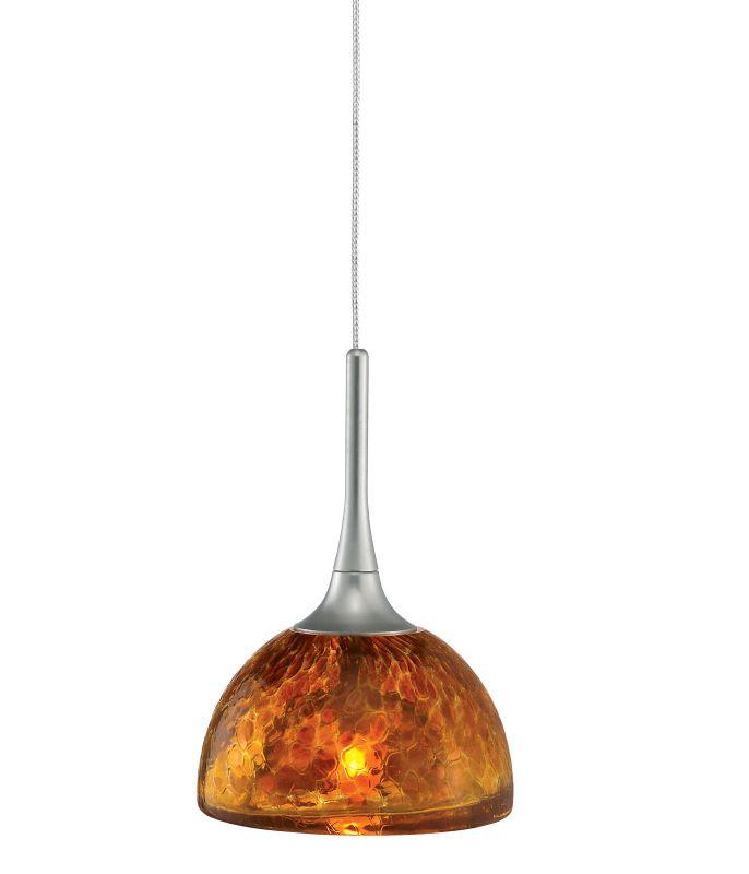 LBL Lighting Sophia Single Light Dome Shaped Mini Pendant for Sale $175.50 ITEM: bci1085819 ID#:HS266AM :