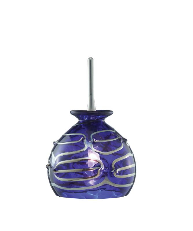 LBL Lighting Gelato Single Light Sphere-Shaped Mini Pendant for Sale $180.00 ITEM: bci1085897 ID#:HS271BU :