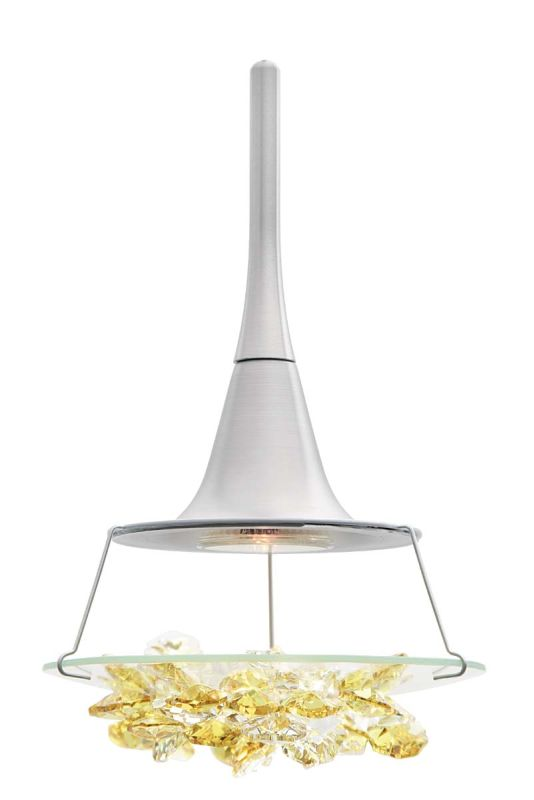 LBL Lighting Vision Single Light Swarovski Mini Pendant for Sale $463.50 ITEM: bci1085933 ID#:HS336AM :