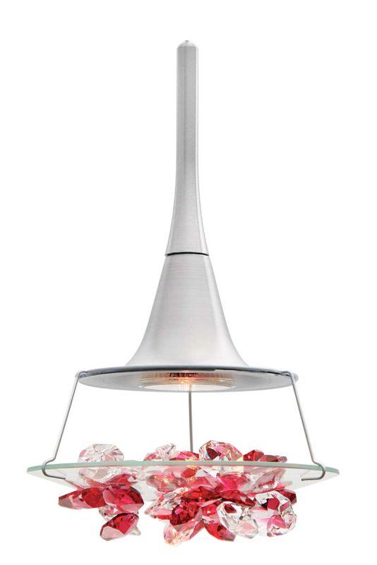 LBL Lighting Vision Single Light Swarovski Mini Pendant for Sale $463.50 ITEM: bci1085938 ID#:HS336RD :