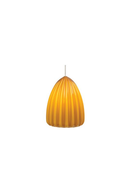LBL Lighting Ruffle Suspension Single Light Down Lighting Dome Pendant Sale $292.50 ITEM: bci1102670 ID#:LF490AM :