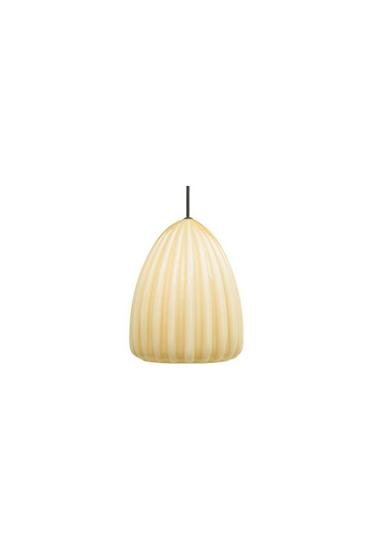 LBL Lighting Ruffle Suspension Single Light Down Lighting Dome Pendant Sale $292.50 ITEM: bci1102671 ID#:LF490LT :