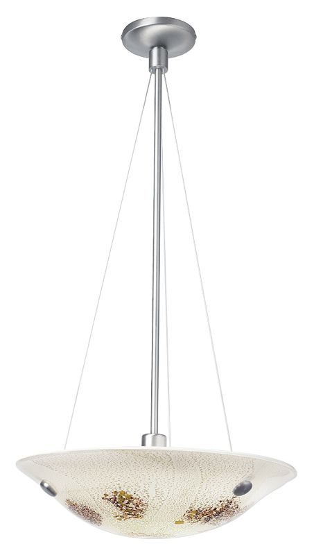 "LBL Lighting Veneto Suspension Single Light Down Lighting Bowl Full Sale $871.20 ITEM: bci1102372 ID#:HS317OP Product Features: Finish: Mocha , Light Direction: Down Lighting , Width: 16.5"" , Height: 4.7"" , Bulb Type: Halogen , Number of Bulbs: 1 , Fully covered under LBL Lighting warranty , Location Rating: Indoor Use :"