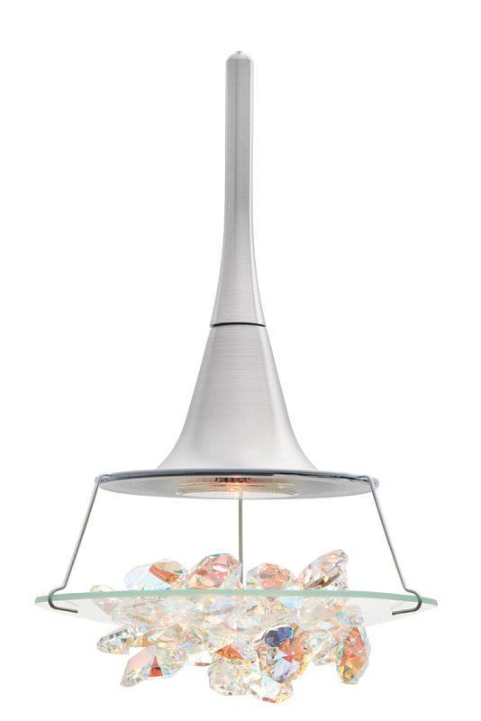 LBL Lighting Vision Single Light Swarovski Mini Pendant for Sale $463.50 ITEM: bci1085932 ID#:HS336AB :