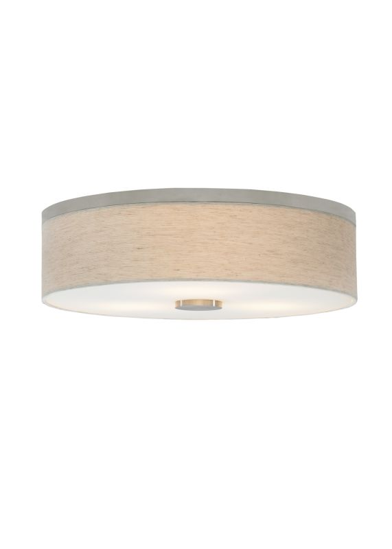 LBL Lighting Fiona 18 CFL Plugin 120V 3 Light Flush Mount Ceiling Sale $560.80 ITEM: bci2340782 ID#:FM700LISCCF1HE UPC: 77073956367 :
