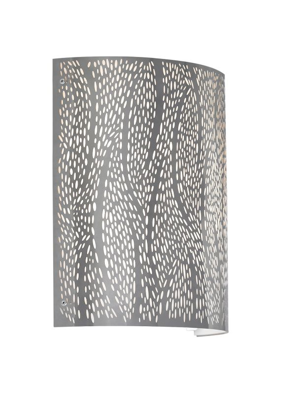 LBL Lighting Rami Wall LED 277V 1 Light Wall Sconce Stainless Steel