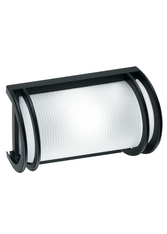 LBL Lighting Nikko 13W 1 Light Outdoor Small Wall Light Black Outdoor Sale $288.80 ITEM: bci1101986 ID#:1481HE UPC: 77073172002 :