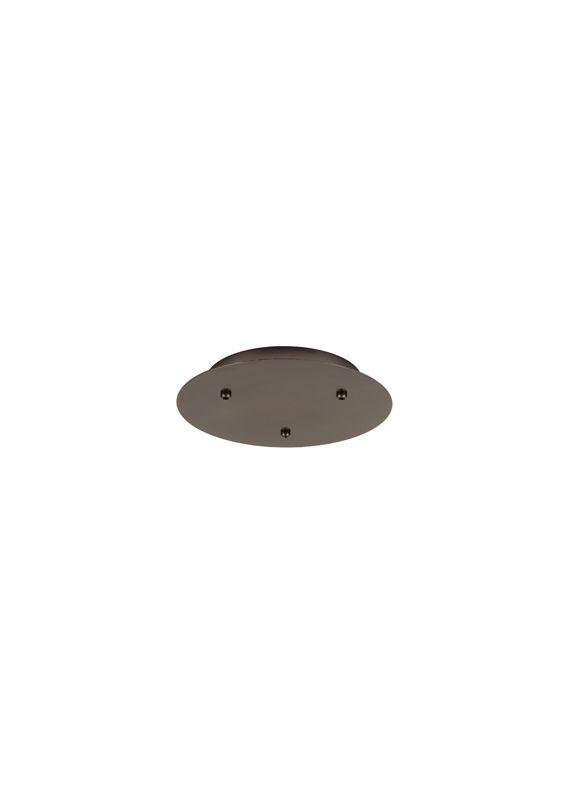 LBL Lighting 3 Round 277V/12V Fusion Jack 3 Light Canopy - Transformer Sale $218.40 ITEM: bci2034896 ID#:CK003B-FJ-SC-277 UPC: 77073298559 :
