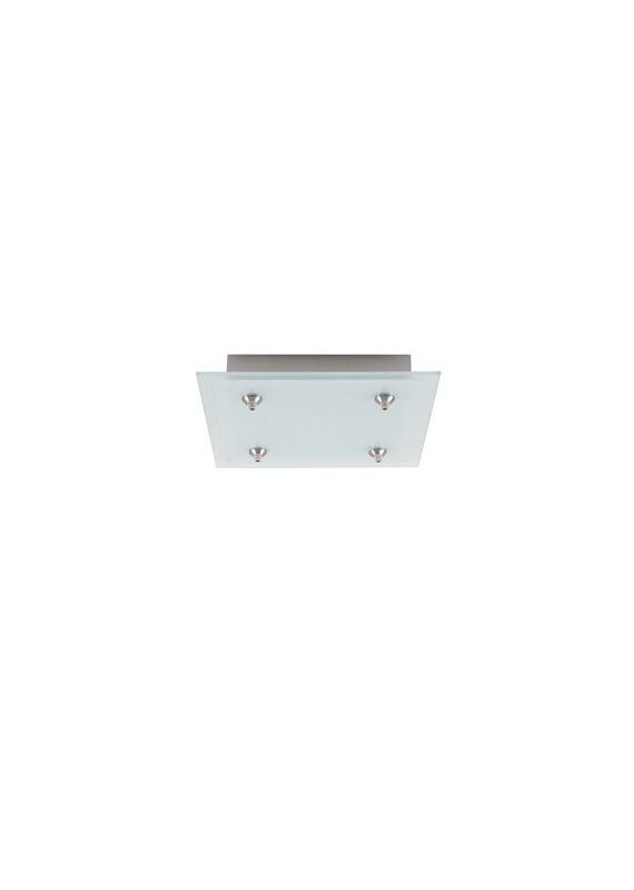 LBL Lighting 4 Square 120V/12V LED Fusion Jack 4 Light Canopy - Sale $223.20 ITEM: bci2034932 ID#:CK004S-FJ-SC-LED UPC: 77073298924 :