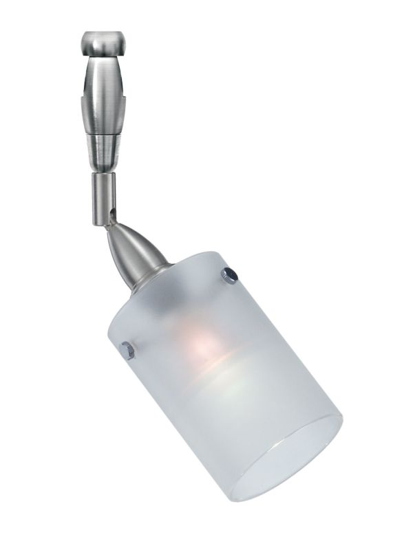 LBL Lighting Merlino Swivel II 50W Monorail 1 Light Track Head Satin