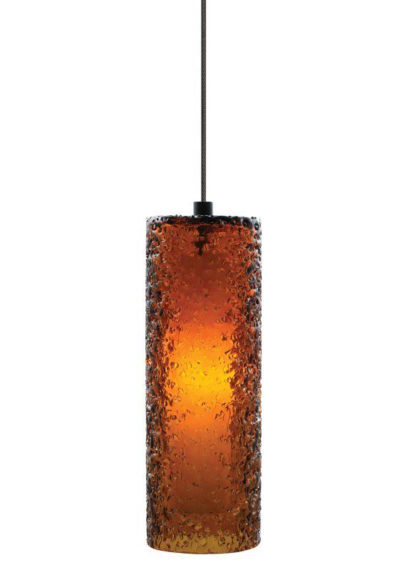 LBL Lighting Mini Rock Candy C Dark Amber 50W Monorail 1 Light Mini Sale $285.60 ITEM: bci2040667 ID#:HS547AMBZ1BMRL UPC: 77073729473 :