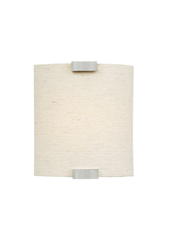 LBL Lighting Omni Cover Small Linen LED 277V 1 Light Wall Sconce Sale $392.00 ITEM: bci2039185 ID#:LW559FLIBZLED277 UPC: 77073884493 :