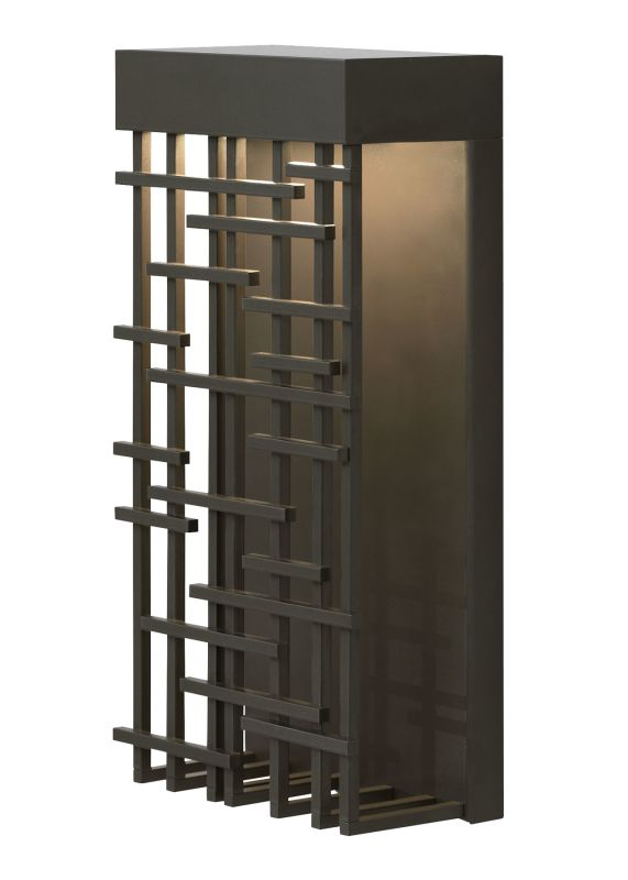 LBL Lighting Pier 60 Outdoor 1 Light Outdoor Medium Wall Sconce Bronze Sale $309.60 ITEM: bci2039203 ID#:LW639BZLEDW UPC: 77073843032 :