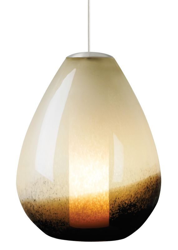 LBL Lighting Mini Sora Ivory / Brown 26W Pendant 1 Light Mini Pendant Sale $532.00 ITEM: bci2041325 ID#:PF582IBSCCF UPC: 77073742182 :