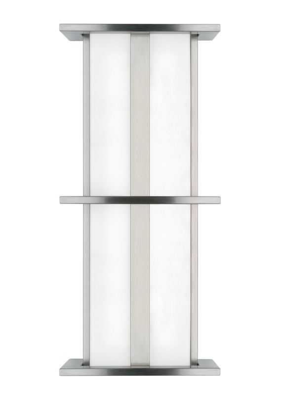 """LBL Lighting Tubular Medium 24W 277V Emergency Ballast 1 Light Outdoor Sale $1434.40 ITEM: bci2039497 ID#:PW531SS24L2HBW UPC: 77073627472 LBL Lighting Tubular Medium 24W 277V Emergency Ballast 1 Light Outdoor Large Wall Sconce A sleek, modern looking fixture, this medium 277 volt outdoor wall sconce features sturdy specification grade construction including an extruded aluminum body, tempered glass cover, a double coat of epoxy primer, and polyester powder-coat finish. The two included 24 watt T5 high output fluorescent lamps create ample light for your outdoor application and the included emergency ballast ensures that even in the event of a power outage, this light will still provide safe bright lighting. LBL Lighting Tubular Medium 24W 277V Emergency Ballast Features: Pictured with Satin Nickel Finish LBL Lighting Tubular Medium 24W 277V Emergency Ballast Specifications: Requires (1) x 24 Watt T5 Base Fluorescent Bulb (Included) Voltage: 277 Wattage: 24 Height: 28"""" Width: 12.3"""" UL Listed for Wet Location For 38 years, LBL Lighting has built their business on trust. Since its inception as a family business in 1971 LBL Lighting has continued to be one of the recognized leaders of the lighting industry and a premier choice for lighting designers throughout North America. Developed with beauty, originality, and quality in mind, their designs celebrate the functional and artistic nature of lighting with eclectic designs and decorative forms. :"""