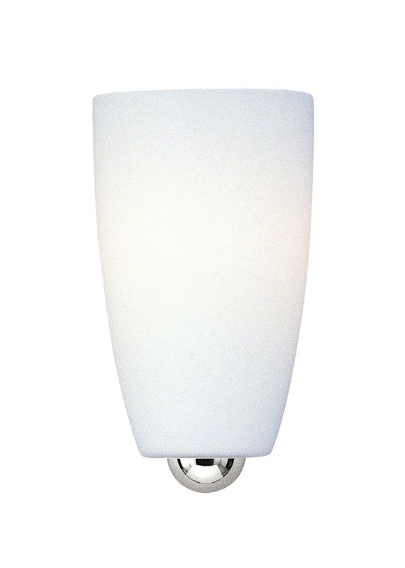 LBL Lighting Athena Wall 13W 1 Light Wall Sconce Polished Chrome