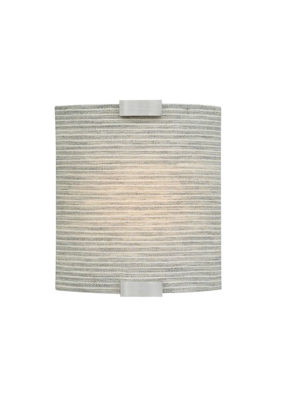 LBL Lighting Omni 120V Pewter 18W Wall 1 Light Wall Sconce Silver Sale $325.60 ITEM: bci2041368 ID#:PW559FPESICF1HE UPC: 77073748023 :