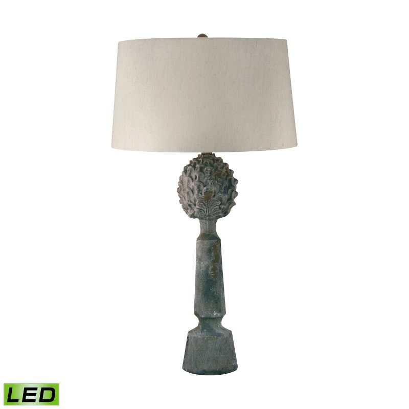 "Lamp Works 276-LED Ceramic 1 Light 30"" Tall LED Table Lamp with Sale $198.00 ITEM: bci2930378 ID#:276-LED UPC: 810937003674 :"