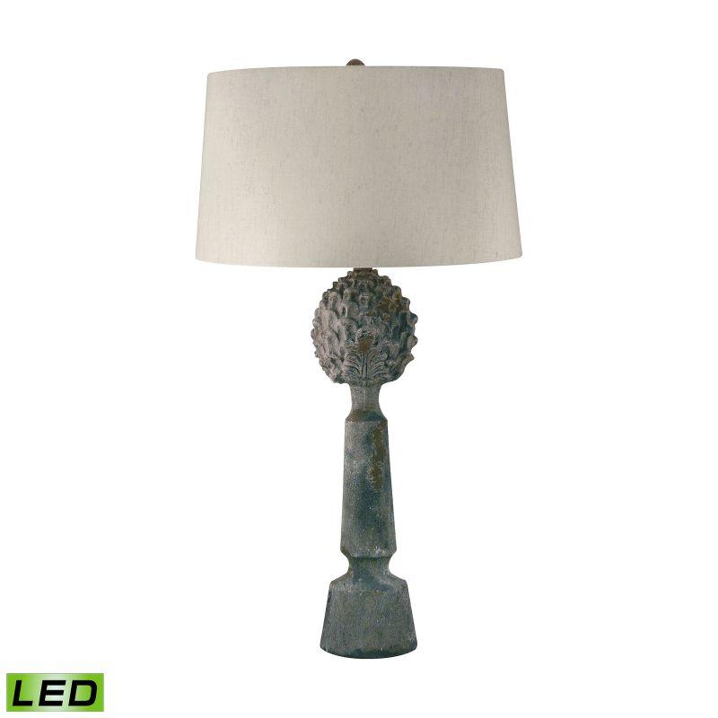 "Lamp Works 276-LED Ceramic 1 Light 30"" Tall LED Table Lamp with Sale $198.00 ITEM: bci2930378 ID#:276-LED UPC: 810937003674 :"