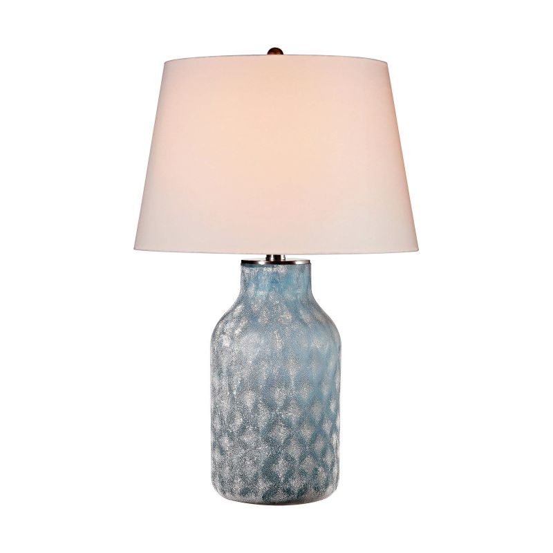 "Lamp Works D2922 Sophie 1 Light 31"" Tall Table Lamp with Hardback"
