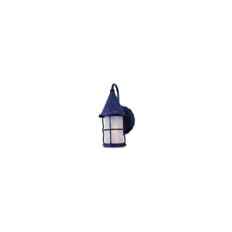 Landmark Lighting 381 Single Light Up Lighting Outdoor Wall Sconce