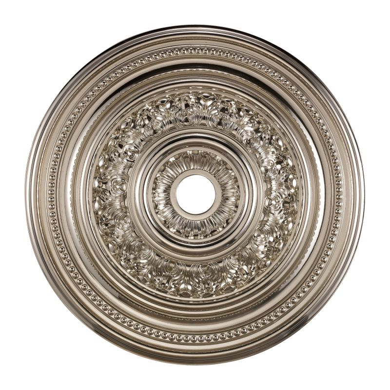 Landmark Lighting M1022 32 Inch English Study Ceiling Medallion From