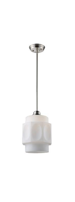 Landmark Lighting 66290-1 Contemporary / Modern 1 Light Ambient