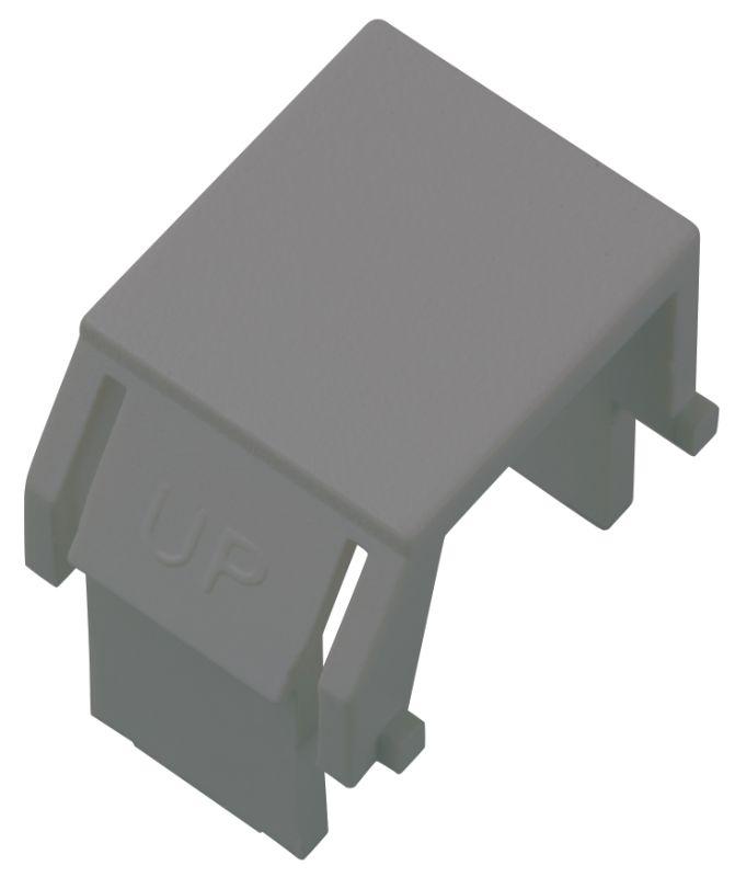 Legrand ACBLKM4 Blank Keystone Insert (4-Pack) Magnesium Electrical