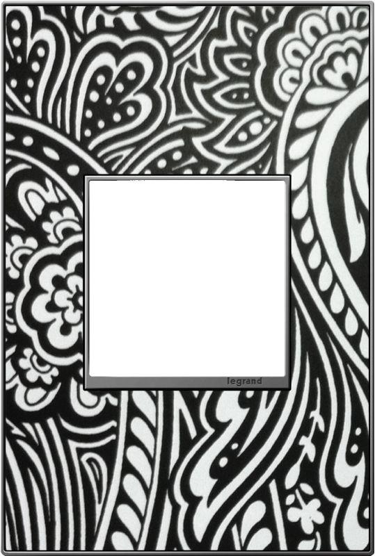 Legrand AWM1G2M4 adorne 1 Gang Wall Plate - 4.56 Inches Wide Magnesium Sale $18.18 ITEM: bci2629252 ID#:AWM1G2M4 :