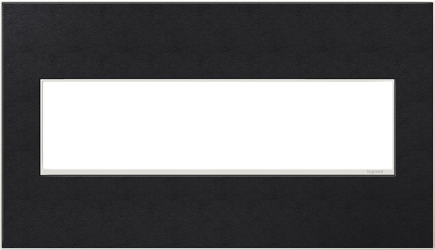 Legrand AWM4GLE4 adorne 4 Gang Leather Wall Plate - 6.56 Inches Wide Sale $165.28 ITEM: bci2629270 ID#:AWM4GLE4 :