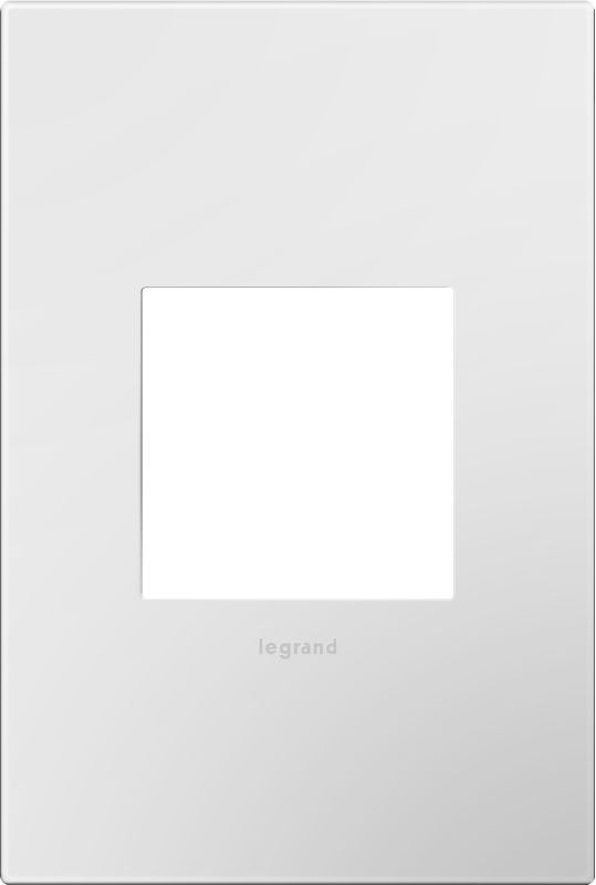 Legrand AWP1G2WH10 adorne 1 Gang Plastic Wall Plate - 4.56 Inches Wide Sale $4.78 ITEM: bci2629181 ID#:AWP1G2WH6 UPC: 785007024739 :