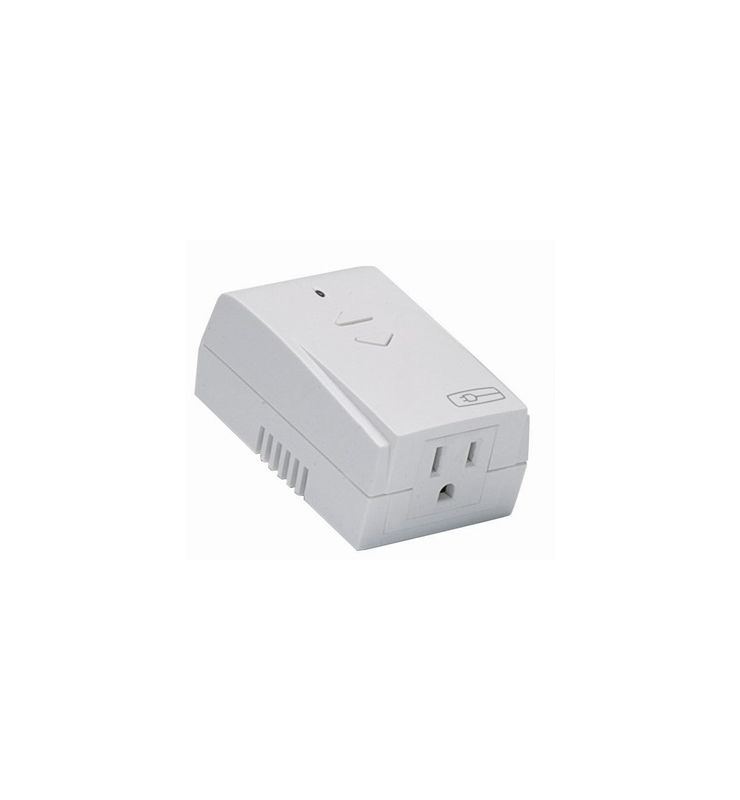 Legrand MRP7W On-Q Wireless Small Appliance Outlet Module 800 W White Sale $134.67 ITEM: bci2669637 ID#:MRP7W :