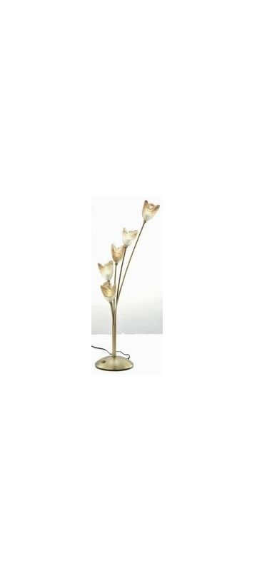 Lite Source LS-3945 Table Lamp from the Tulip Collection Bronze Lamps