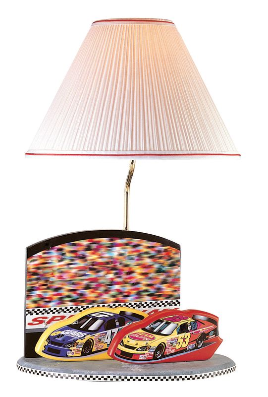 Lite Source 3NC50107 Children / Kids Specialty Table Lamp from the