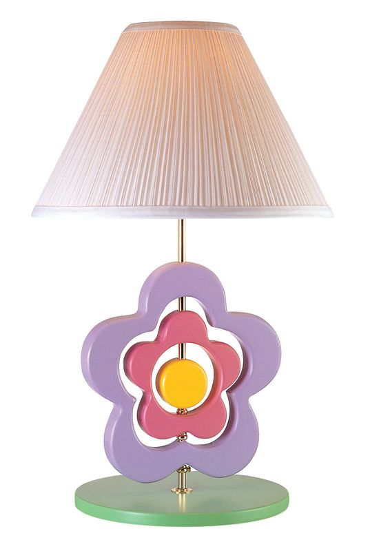 Lite Source 3SFL50106 Children / Kids Table Lamp from the Lite Source